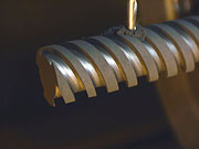 4th Axis Helical Electrodes